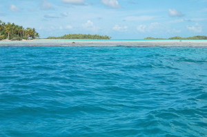 Approach Blue Lagoon