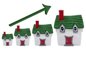 Rising prices of housing