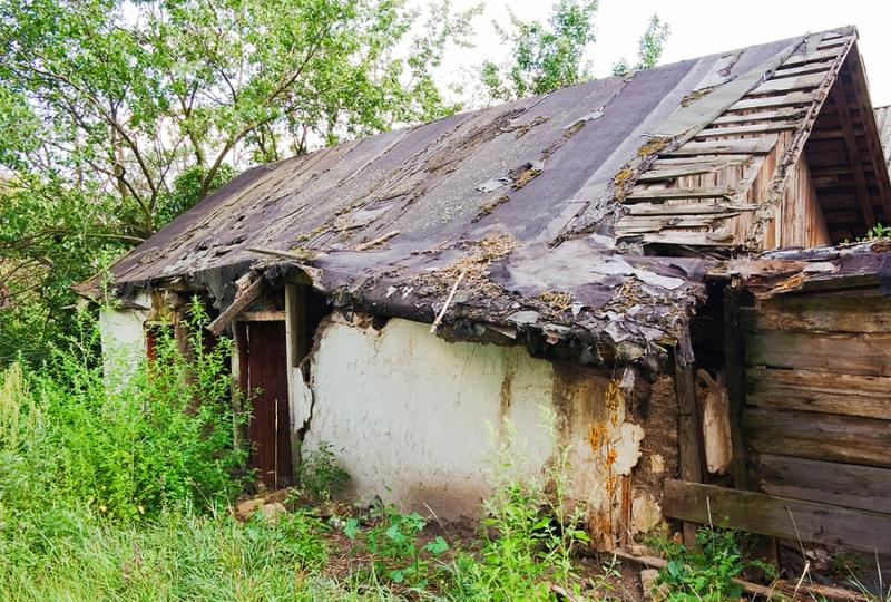 Outbuildings And Old Garages Might Be In Fha Repair