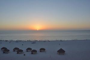 Sunset Marco Island 12.22.13