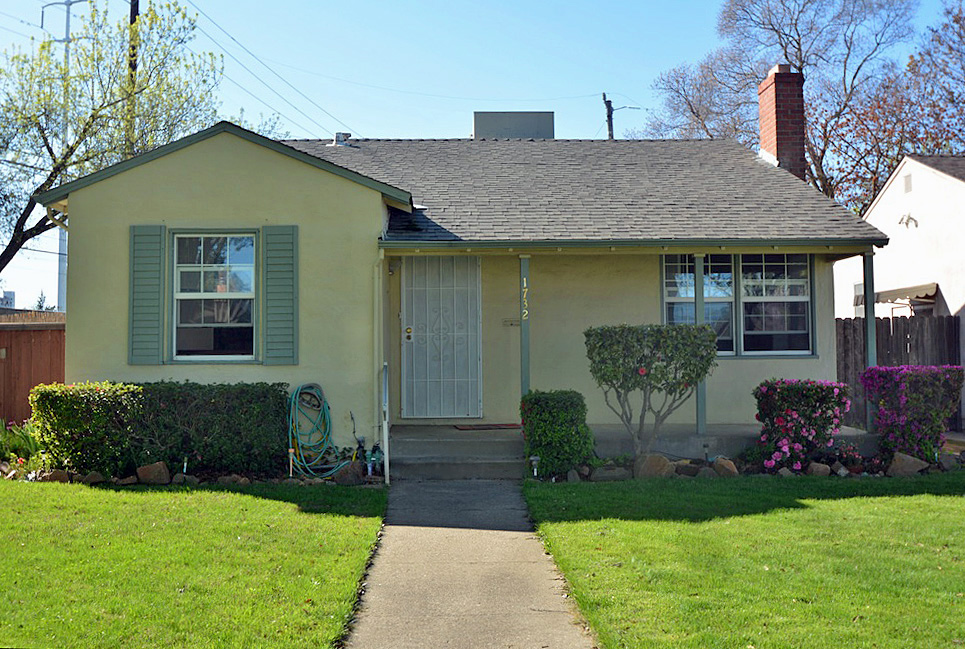 Home in East Sacramento For Sale