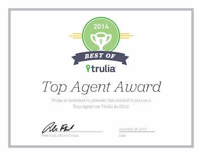 Trulia_Award_2014_Weintraub2014