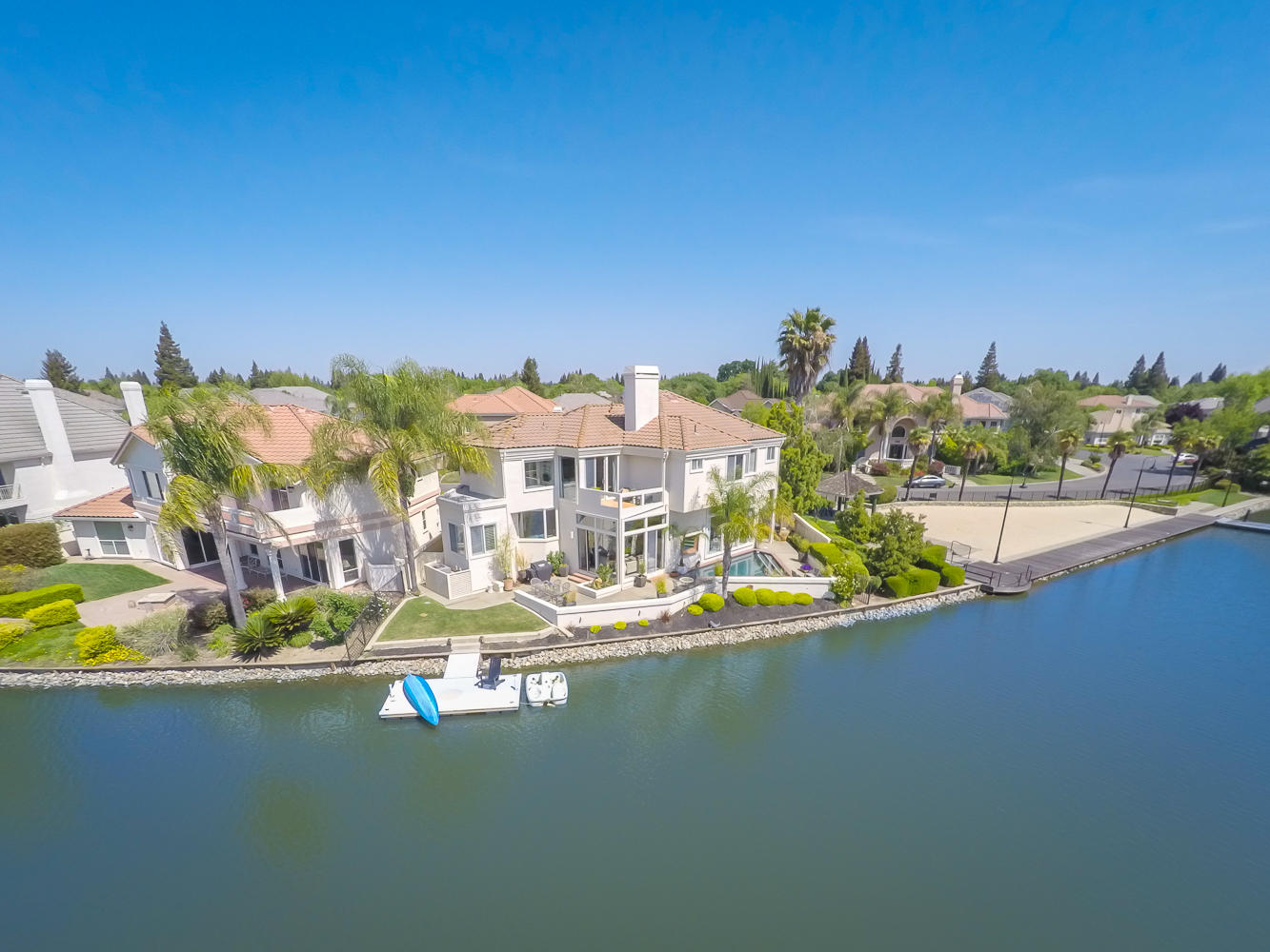Coming soon waterfront home in riverlake sacramento for Seafront homes
