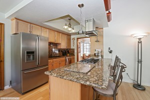 Remodeled kitchen, 3328 Linwood Lane, Cameron Park