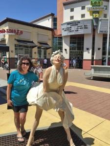 Marilyn Monroe in Lodi
